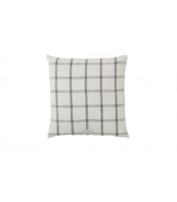 Kyoto Off White Cushion 50x50cm