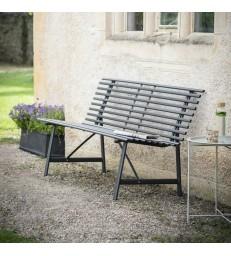 Garden Bench - Steel