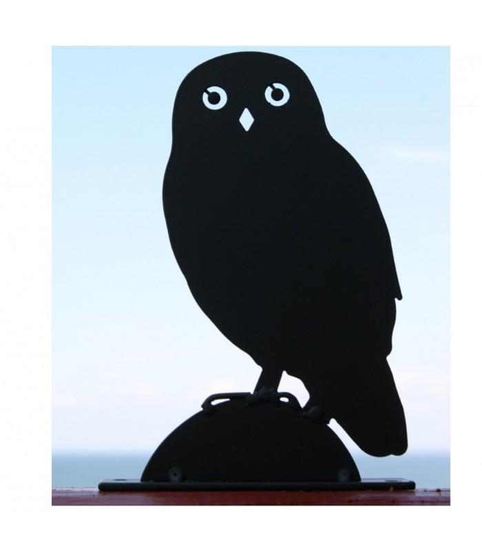 Little Owl Silhouette