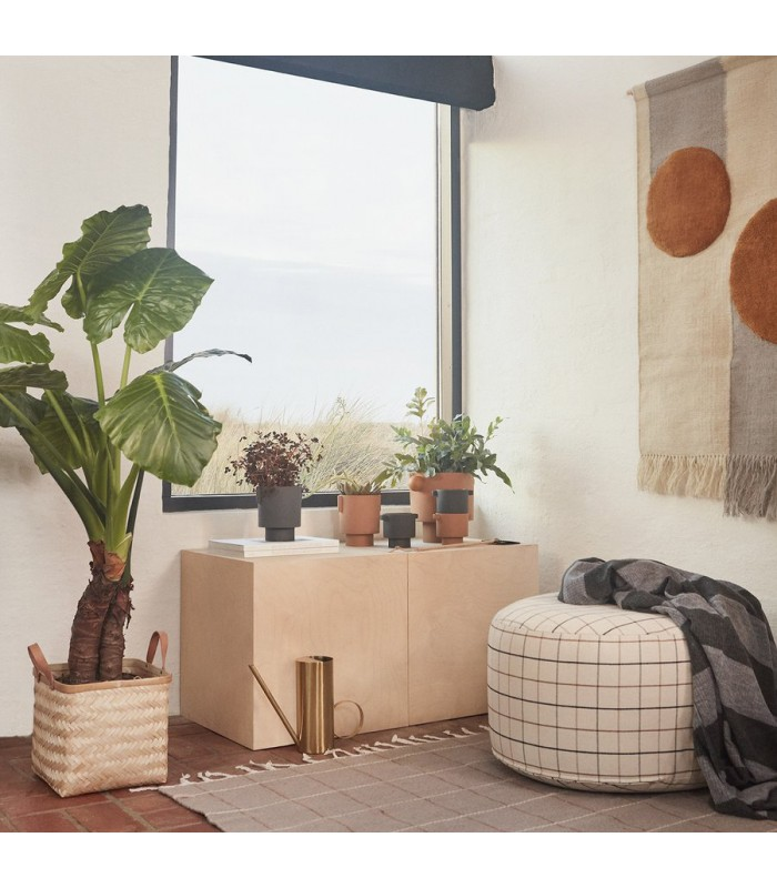 easy home seating comfortable pouffe