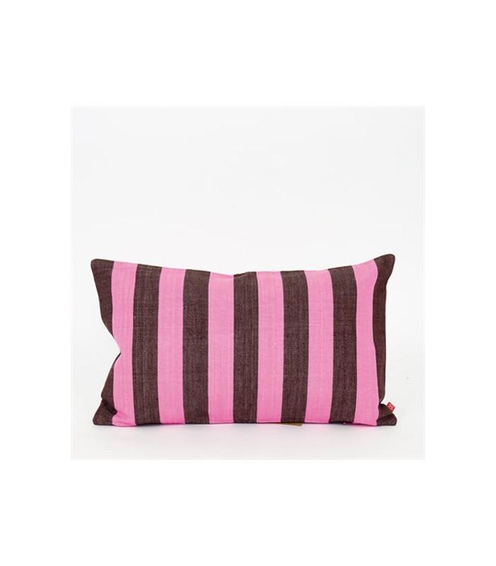 Carla 30x50 Cushion Pink/Brown