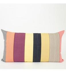 MERCY Multi Colour Stripe Cushion 50x90cm
