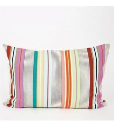 MODESTA Multi Colour Striped Cushion 50x70cm