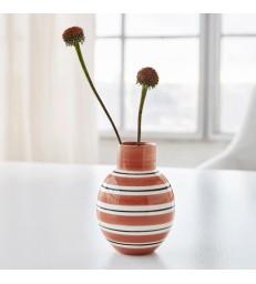 Terracotta Flower  Vase 14.5cm