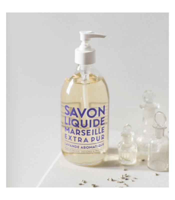 Lavender Liquid Soap 500ml