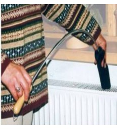 Flexible Radiator Brush