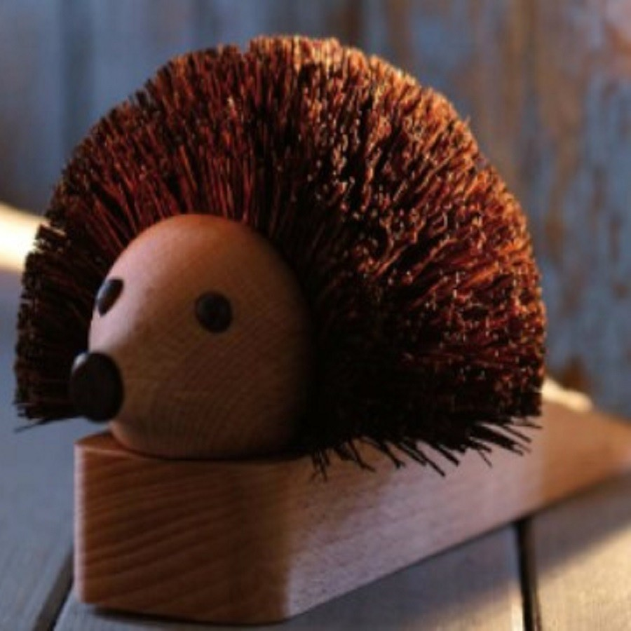 Hedgehog Doorstop The Blue Door