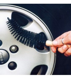Wheel Brush - Car or Bike