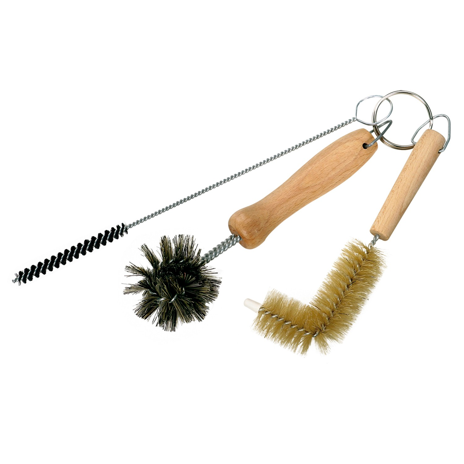 ... Drain And Sink Cleaning Brushes With Natural Brustles Eco Friendly ...