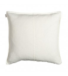 White Stone Washed Linen WEST Cushion